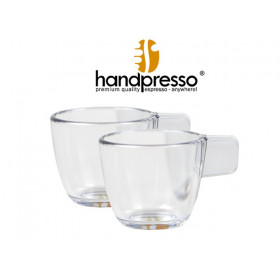 2 tasses incassable Handpresso