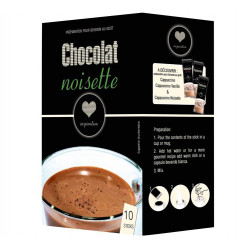 Sticks Chocolat Noisette - Inspiration par Lavazza (x10)